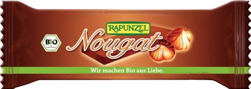 Preisvergleich Produktbild Rapunzel Nougat,  10er Pack (10 x 40 g) - Bio