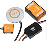 DJI Naza-M V2 Flight Controller Newest version 2.0 with GPS All-in-one Design by DJI