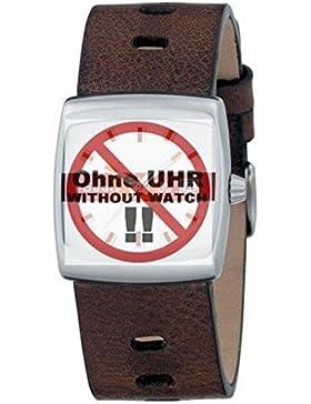 Fossil Uhrband Ersatzband Uhrenarmband Wechselarmband LB-JR8252 Original Lederband für JR8252