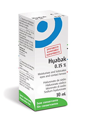 Thea Hyabak Eye drops, 10 ml