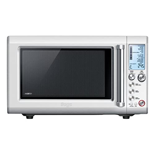 41g39oXgUNL. SS500  - Sage BMO700BSS the Quick Touch Crisp Microwave with Smart Cook Menu - Silver