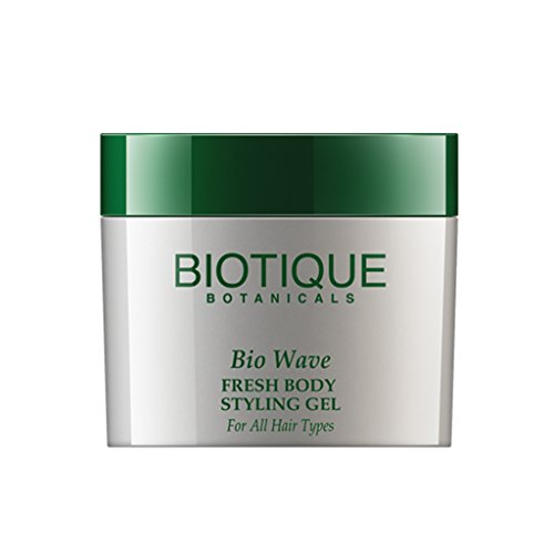 Biotique Wave Fresh Body Styling Gel Wet Set for All Hair Types