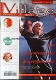 VILLAGE TENNIS ET GOLF [No 1] du 01/02/1998 - DURAND ET LE TENNIS - NORMAN - LA GENERATION KANGOUROU - PATRICK RAFTER - AVENTURES AUSTRALES.