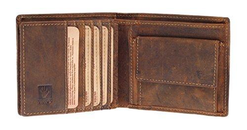 Greenburry Vintage Porte-monnaie cuir 12 cm