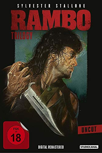 Rambo Trilogy / Uncut / Digital Remastered