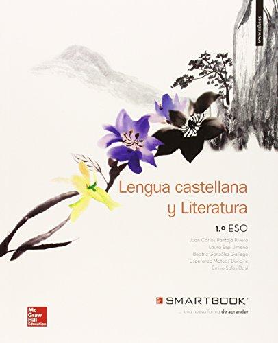 Lengua Y Literatura. ESO 1 - Edición 2015 (+ Cuaderno Ortografía + Smartbook) - 9788448196332