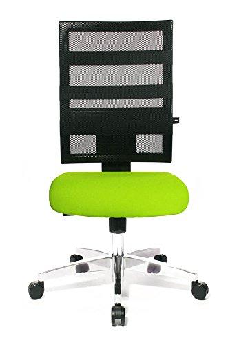 Preisvergleich Produktbild Topstar X-Pander Bürostuhl grün ohne Armlehne