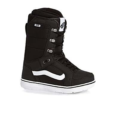 Vans Hi Standard Snowboard Boots Black White