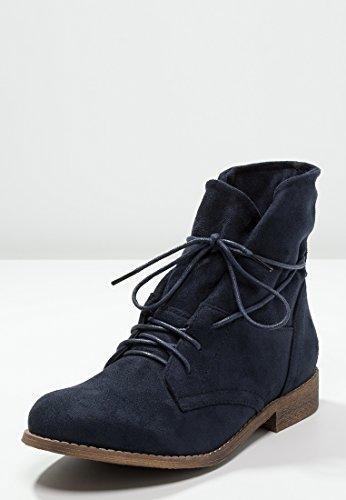 bb892c40af27 Femmes Boots Ou À Anna Lacets Plats Look Daim Bottines Field Pour Femme  Sport En Vert ...