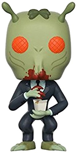Funko Pop! - Rick And Morty: Cornvelious Daniel con Mulan Sauce (28449