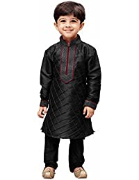 cfdd7c74c Amazon.in  Blacks - Ethnic Wear   Boys  Clothing   Accessories