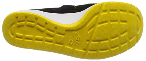 NIKE Air Sock Racer OG Schuhe Sneaker Turnschuhe Schwarz 875837 001 Schwarz