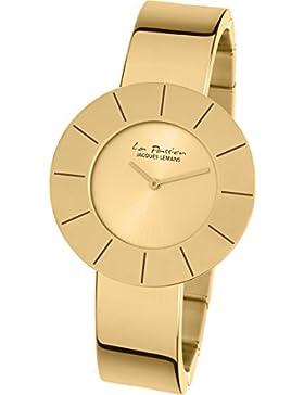 Jacques Lemans Damen-Armbanduhr LP-128C