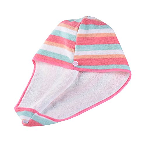 flymoon-microfiber-hair-turban-drying-wrap-towel-macaron-pink