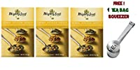 Mighty Leaf Tea , Herbal Infusion Variety ,(With FREE Tea Bag Squeezer) (3 Pack)