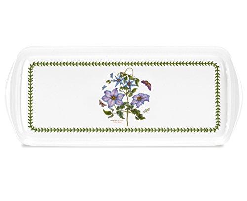 Pimpernel Clematis BG Sandwich-Tablett (Botanic Garden Tray Sandwich)