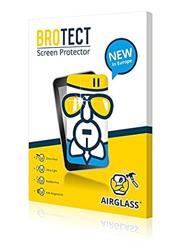 BROTECT AirGlass Glass screen protector for TAG Heuer Connected Modular 45, Extra-Hard, Ultra-Light, screen guard