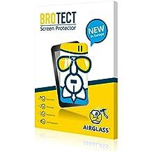 BROTECT AirGlass Premium Protector de Pantalla para Garmin Alpha 100, Protector Cristal Vidrio, Anti-Huellas