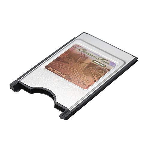 Docooler PCMCIA Compact Flash Adapter CF-Kartenleser-Adapter CF-Karte für PCMCIA-Kartenadapter Compactflash-adapter Plug