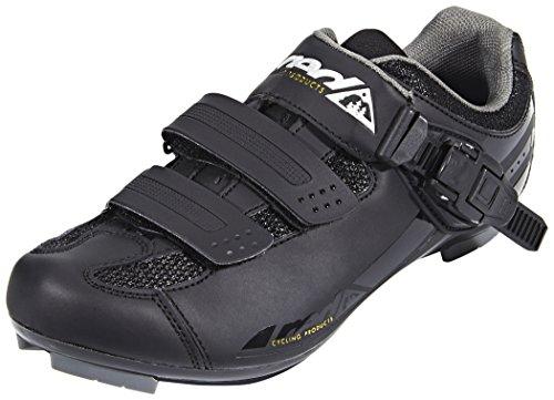 Red Cycling Products Road III Unisex Rennrad Schuhe schwarz Größe 44 2018 Spinning-Schuhe MTB-Shhuhe