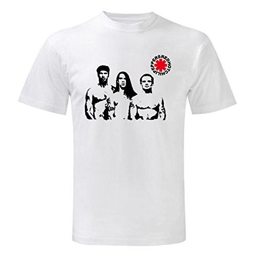 Art T-shirt Herren T-Shirt Bianco