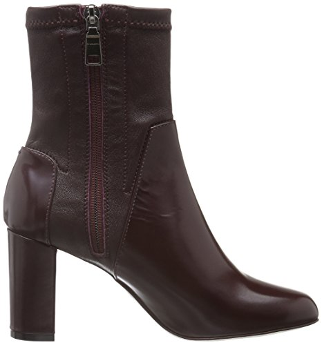 Strenesse Bootie Leanna, Bottines non doublées femme Rouge - Rot (Rouge 580)