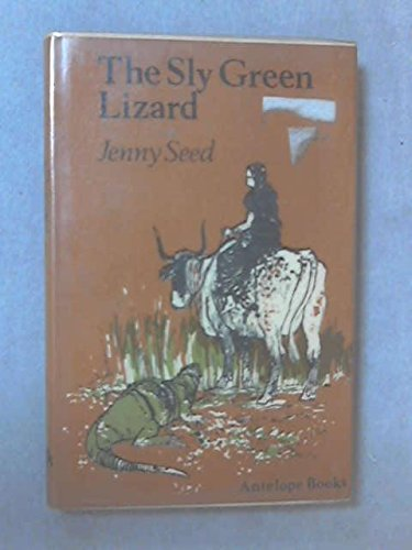 The sly green lizard