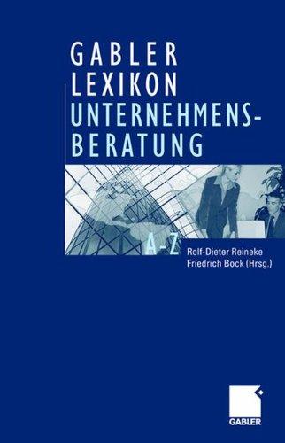 Gabler Lexikon Unternehmensberatung