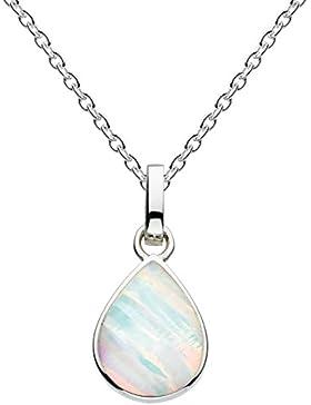 Dew Damen-Halsband Silber 9061MP