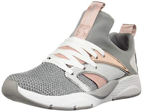 Bronze Metallic Kid Schuhe (Skechers Shine Satus Jr)