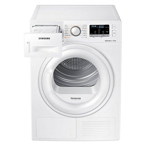 Samsung DV90M50001W White 9kg Heat Pump Tumble Dryer