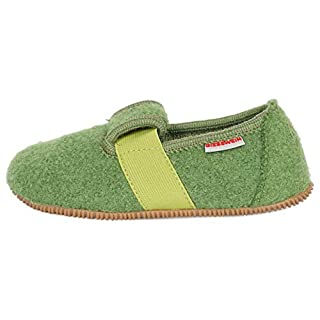Giesswein Unisex-Kinder Weidach Niedrige Hausschuhe, Grün (Gras 467), 34 EU (B078W8QJS2) | Amazon price tracker / tracking, Amazon price history charts, Amazon price watches, Amazon price drop alerts