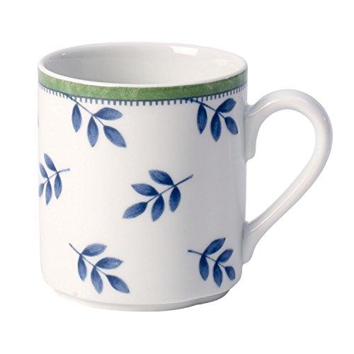 Villeroy & Boch Switch 3 Kaffeebecher, aus ansprechendem Hartporzellan, 300 ml Becher, Porzellan,...