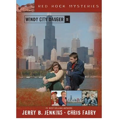 [( Windy City Danger (Red Rock Mysteries (Paperback) #11) By Jenkins, Jerry B ( Author ) Paperback Feb - 2006)] Paperback
