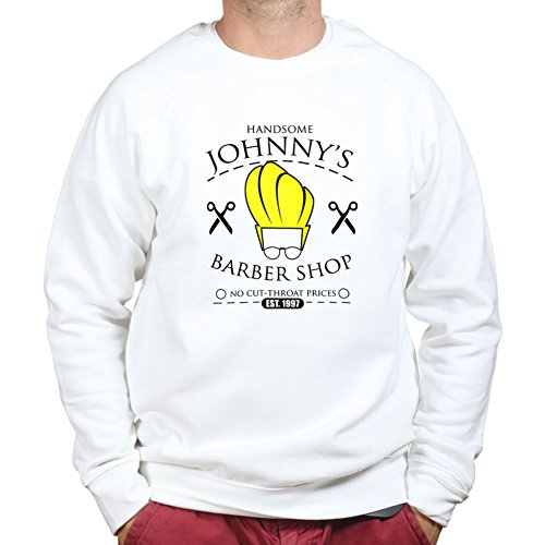 Sweeny Todd's Barber Shop Cut Throat Prices Pullover (Sweeney Todd Kostüme)