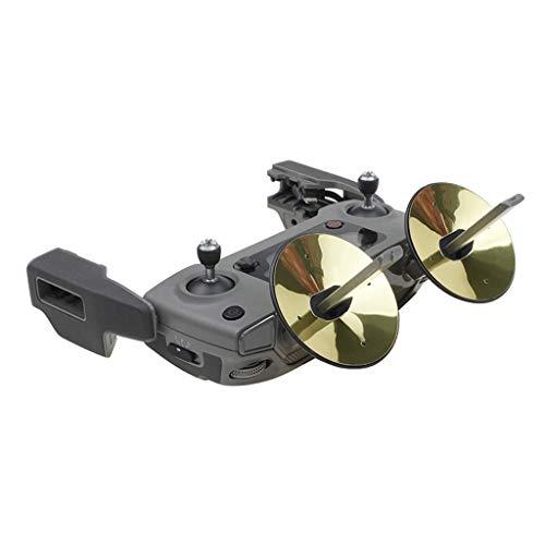 HSKB RC Drohnen Signal Booster, Fernbedienung Antenne Range Extender Kompatibel mit DJI Mavic Mini Quadcopter Signal Verstärker Zubehör
