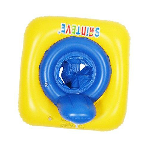 JTENGYAO Schwimmring Aufblasbare Riese Schwimmreifen Babysicherheitsring