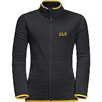 Jack Wolfskin Unisex-Child MODESTO JACKET KIDS Athletic Soft Shell Jackets phantom 18-24M