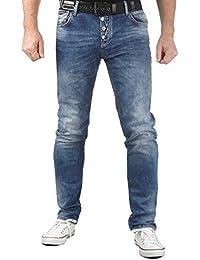 Cipo & Baxx - Jeans - Homme bleu bleu W30