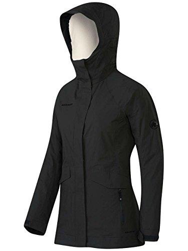 Mammut Trovat Advanced SO Hooded Women's Jacket Graphite