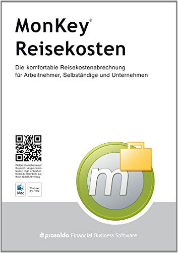 MonKey Reisekosten 2014 (Mac/Win)