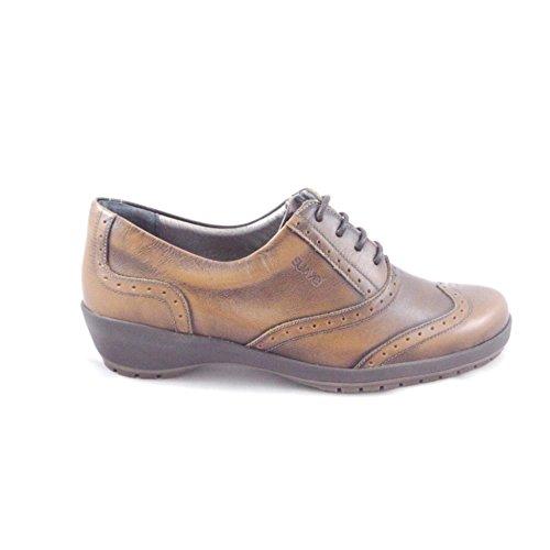 suave-zapatos-de-cordones-para-mujer-marron-marron-color-marron-talla-365