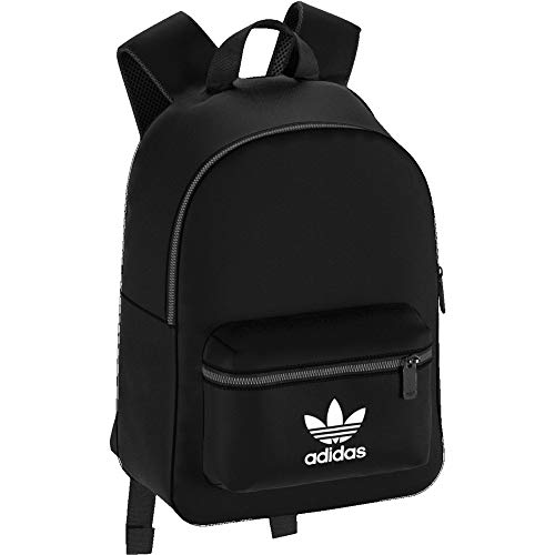 adidas Damen Nylon Rucksack, Black, One Size