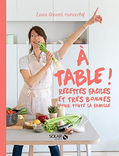 A table ! par Laura ANNAERT
