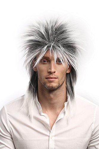 80s New Wave Wig - Ideal for Limahl Look