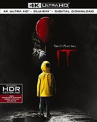 IT [4k Ultra HD + Blu-ray + Digital Download] [2017]
