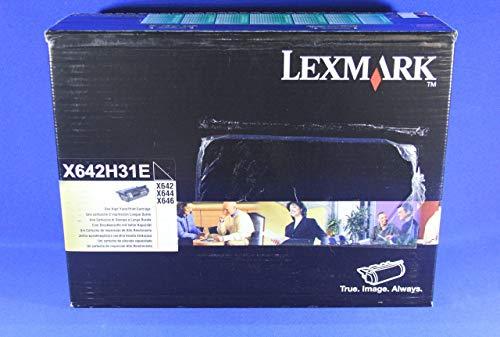 LEXMARK Druckkassette fuer Etiketten T630 T632 T634 21000Seiten -