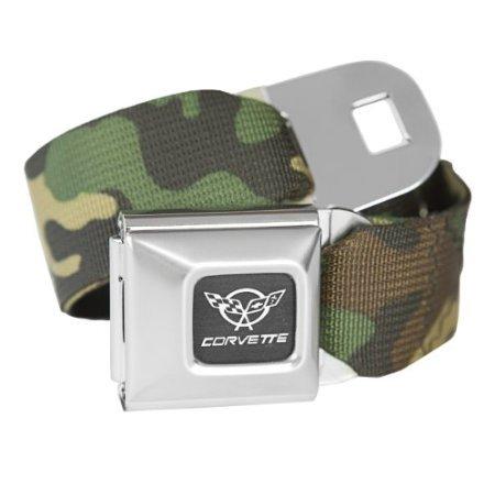 camouflage-chevrolet-corvette-ceinture-avec-boucle-de-ceinture-de-securite-sous-licence-officielle