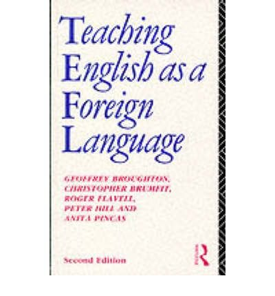 Teaching English as a Foreign Language (Routledge education books) (Paperback) - Common