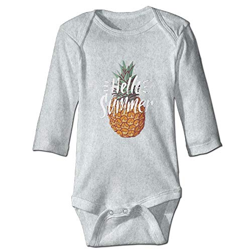FGRYGF Langarm-Body, Babybekleidung, Baby-Pullover, Baby Infant Summer